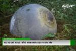 Clip: Chuyên gia nhận định nguồn gốc 'vật thể lạ' ở Tuyên Quang, Yên Bái