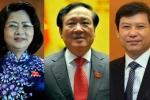 Quốc hội bỏ phiếu kín bầu thêm nhiều lãnh đạo chủ chốt