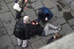Hiện trường hỗn loạn vụ khủng bố ngoài Nhà Quốc hội Anh