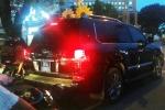 Điều ít biết về chiếc Lexus 570 siêu đen đủi của ông Trịnh Xuân Thanh