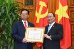 Thủ tướng, Nguyễn Xuân Phúc, nguyên thủ tướng, Nguyễn Tấn Dũng, huy hiệu 50 năm tuổi Đảng