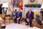Ảnh: Thủ tướng Nguyễn Xuân Phúc gặp Tổng thống Donald Trump tại Nhà Trắng