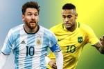 Link sopcast xem bóng đá trực tiếp Brazil vs Argentina