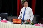 Bộ trưởng Phùng Xuân Nhạ: 'Trong phòng thi có 30 cháu, mỗi cháu có mã đề riêng'