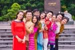 Trai tài, gái sắc rạng rỡ trong trang phục truyền thống các quốc gia ASEAN