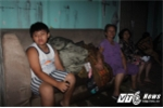 Cháy nổ lớn trong kho Cảng Sài Gòn, hàng chục người ôm chăn vật vờ ngoài đường