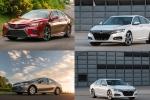 Cuộc đối đầu 'đẫm máu' của hai người đồng hương Nhật Bản: Honda Accord 2018 và Toyota Camry 2018