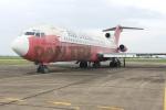 Ai cũng ngạc nhiên khi mở cửa chiếc máy bay Boeing bị 'bỏ rơi' 10 năm ở Nội Bài
