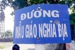Điểm mặt những tên đường kỳ lạ chỉ có ở Việt Nam