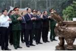 Chủ tịch nước thăm khu di tích K9