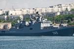 Lộ diện tàu chiến mới nhất của Hạm đội Biển Đen Nga