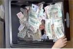 Giúp việc 'cuỗm' 1,5 tỷ đồng của chủ, về quê mua xe SH