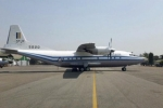 Hàng trăm người tập trung cứu hộ máy bay quân sự gặp nạn của Myanmar