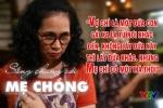 Con trai NSND Lan Hương lo ế vợ vì vai diễn tai quái của mẹ
