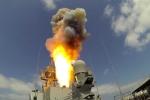Video: Hạm đội Biển Đen nã tên lửa hành trình 'nghiền nát' mục tiêu IS