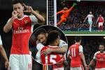 Video kết quả Arsenal vs West Ham: Arsenal vượt mặt MU, áp sát top 4