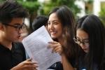Lần đầu thí sinh thi trắc nghiệm Lịch sử, Địa lý, Giáo dục công dân