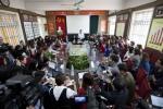 Học sinh lớp 2 bị gãy chân: Làm rõ sai phạm của nguyên hiệu trưởng tiểu học Nam Trung Yên
