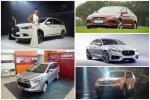 Nhiều mẫu ôtô mới ra mắt ở Việt Nam trong tháng 7