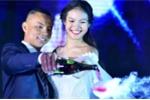 Chí Anh đón dâu bằng xe hơi 7 tỷ và cầu hôn trong lễ cưới