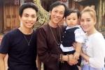 Khánh Thi - Phan Hiển đưa con tới nhà thờ Tổ 100 tỷ của Hoài Linh