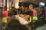 Người chồng dũng cảm lao ra chặn xe cứu vợ bầu trong vụ khủng bố Nice