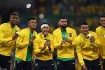 Thắng nghẹt thở Đức, U23 Brazil giành HCV Olympic