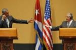 Tổng thống Mỹ chia buồn tới gia đình ông Fidel Castro