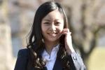 Công chúa Nhật Bản xinh đẹp sang Anh du học