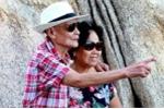 Bộ ảnh 'tình già' của cụ ông 85 tuổi khiến dân mạng cũng phải xốn xang