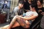 Thợ xăm phát hoảng khi ngực của cô gái bất ngờ phát nổ