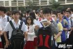 Thi THPT quốc gia 2017: 'Con áp lực đã đành, cha mẹ còn hồi hộp hơn cả đi thi'