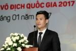 Quyền chủ tịch Lê Công Vinh nhận lương bao nhiêu ở CLB TP.HCM?