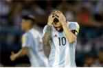 Chính phủ Argentina cử đặc vụ theo dõi Messi