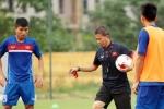 HLV Hoàng Anh Tuấn dùng đòn tâm lý chiến trước World Cup U20