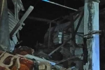 Nổ rung chuyển đảo Phú Quý, nhiều người bị thương
