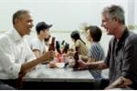 CNN tung video Tổng thống Obama ăn bún chả Hà Nội