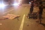 Tai nạn giao thông liên tiếp khiến 2 người chết trong đêm