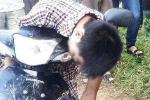 Hé lộ nguyên nhân nam thanh niên gục chết trên xe máy ở Thái Nguyên