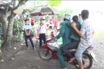 Clip: Lực lượng truy tìm đưa hàng loạt học viên cai nghiện nữ trốn trại về trung tâm