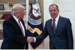 Nhà Trắng tức tối vì Nga đăng ảnh ông Trump gặp Ngoại trưởng Lavrov
