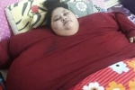 Người phụ nữ nặng nhất thế giới phẫu thuật giảm cân sau 25 năm nằm một chỗ