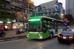 Từ 8/1, Hà Nội mở 3 tuyến buýt thường kết nối với buýt nhanh