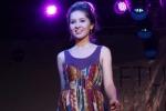Á quân Vietnam's Next top model góp mặt trong show diễn thời trang từ thiện sinh viên