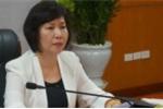 Bộ Công thương xem xét kỷ luật Thứ trưởng Hồ Thị Kim Thoa