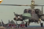 Video: 'Cá sấu' Ka-52K phô diễn uy lực đáng gờm trên biển