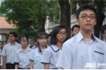 Hơn 72.000 thí sinh chính thức bắt đầu kỳ thi tuyển sinh lớp 10 ở TP.HCM