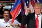 Ông Donald Trump mời Tổng thống Philippines Duterte đến Nhà Trắng vào năm sau