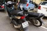 Thủ đoạn tinh vi của kẻ trộm xe máy khiến cảnh sát cũng bất ngờ