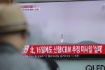 Hàn Quốc nói Triều Tiên cố tình cho tên lửa phát nổ